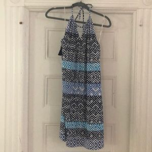 Tommy bahama halter dress